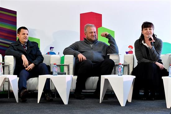 В Сколково прошла конференция «Город как сообщество»