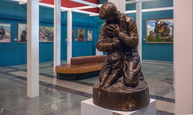 Музей Победы раскрывает неизвестные грани творчества скульптора Семёна Лоика