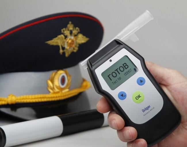 Сотрудники Госавтоинспекции ЗАО подвели итоги общегородского мероприятия «Нетрезвый водитель»