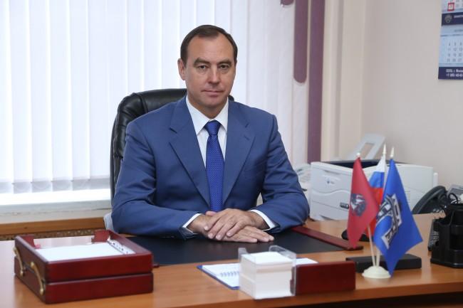 Начальник управления ЖКХиБ префектуры ЗАО Николай Булыгин ответил на вопросы жителей округа