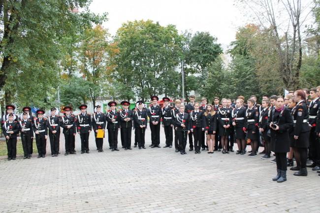 Единороссы Кунцево отметили 75-летие со дня образования «Молодой гвардии»