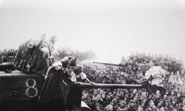 10 октября в Музее Победы завершит свою работу выставка «Ольга Ландер. Дополненная реальность войны»