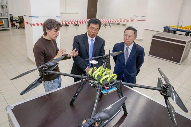 МТИ посетили гости из Китая