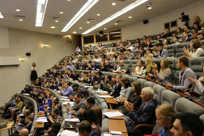 В РАНХиГС прошел Форум молодых лидеров Евразии