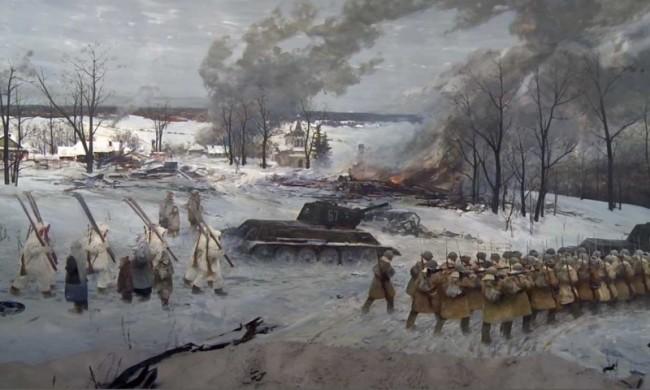 Музея Победы – финальный пункт маршрута «Большая Засечная черта»