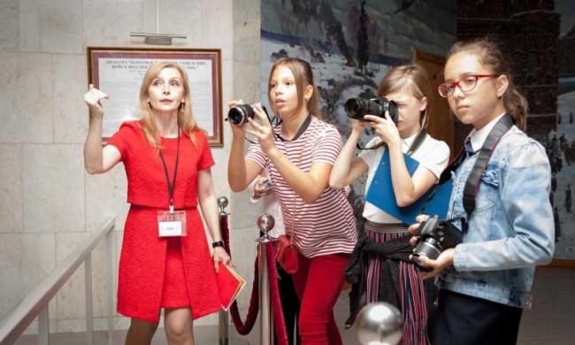 14 октября в Музее Победы пройдёт встреча участников детского фотоконкурса «Взгляд на Победу»