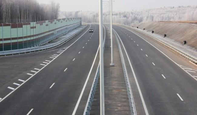 Шумозащитные экраны вдоль дублера Внуковского шоссе вытянутся на 2,5 км