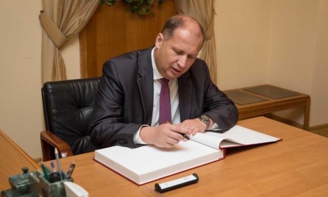 Музей Победы посетил посол Словацкой Республики