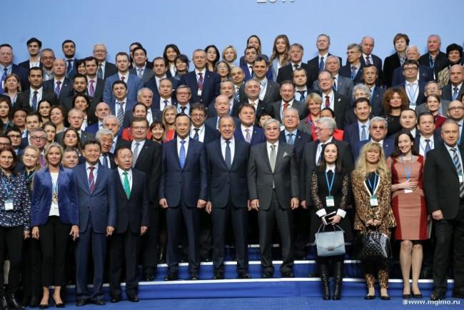 6 октября в Казахстане открылся IV Международный форум выпускников МГИМО
