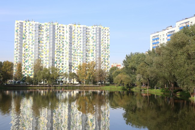В списке программы реновации на западе Москвы 559 домов