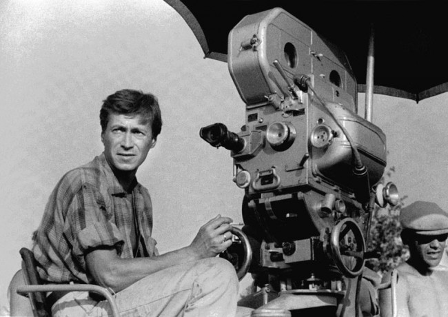 Исполнилось 80 лет со дня рождения кинооператора Георгия Рерберга