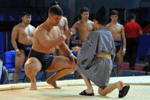 Воспитанник школы «Борец» выиграл на «Norway Sumo Open»