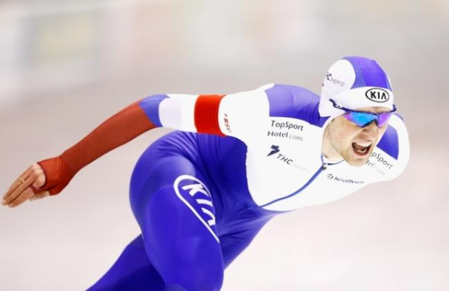 Денис Юсков взял серебро на чемпионате в Германии