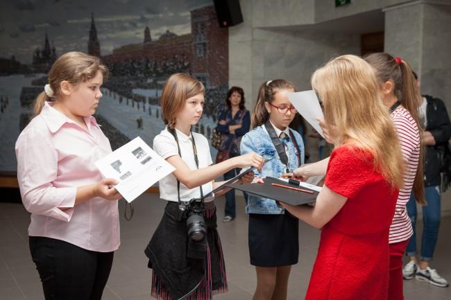 10 октября в Музее Победы начались «Боевые каникулы»
