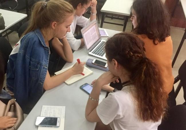 Студенты РАНХиГС прошли практику в Хуачжунском университете науки и технологии