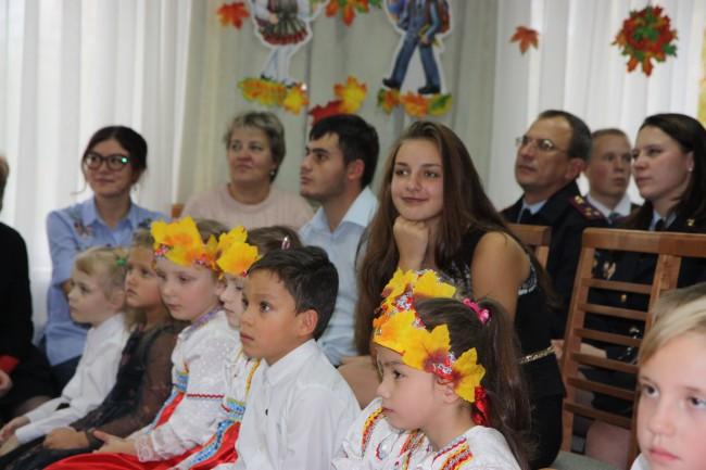 Руководство УВД по ЗАО и представители общественности посетили подшефный детский дом