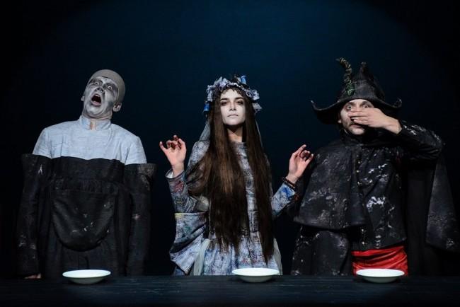 Фоменки откроют биеннале театрального искусства