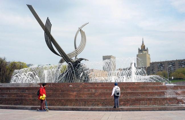 В столице завершается сезон фонтанов
