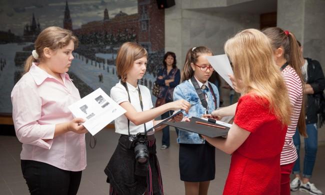 В Музее Победы стартовала новая экскурсия «Москва за нами»