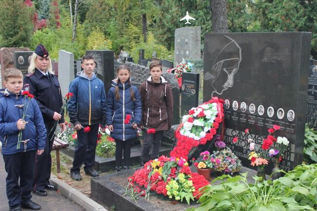 В Москве отметили День памяти членам экипажей, погибших при выполнении полетного задания