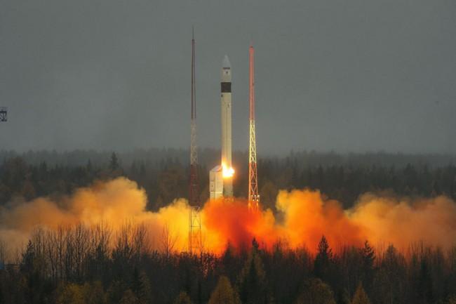Ракета-носитель Центра Хруничева вывела на орбиту аппарат «Сентинель-5П»