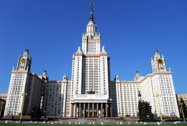 МГУ стал лучшим вузом Восточной Европы по версии QS