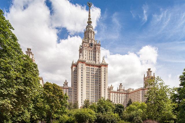 МГУ занял 1-ое место в России в списке лучших вузов мира по специальности Компьютерные науки