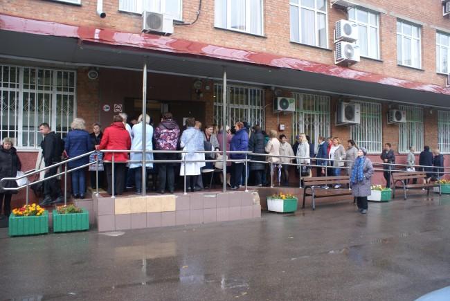 В ТЦСО «Можайский» прошла учебная эвакуация