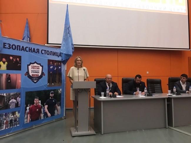 «Безопасная столица» ЗАО подвела итоги этапа реализации проекта на выставке «Интерполитех-2017»