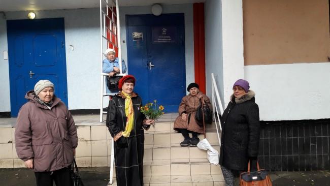 Территория красоты – реализация партийного проекта «Социальная помощь» в Ново-Переделкино