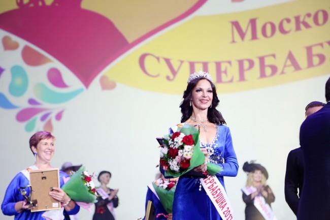 Марина Шашкина из Тропарево-Никулино – московская супербабушка