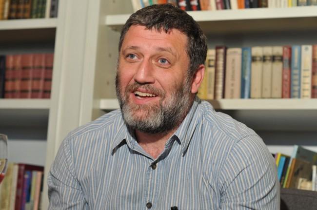 В «Пионере» пройдет встреча с Сергеем Пархоменко