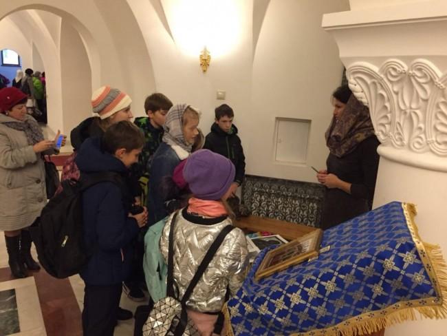 В храме Сергия Радонежского прошла православно-ориентированная игра «Покровские старты»