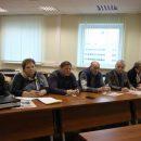 В УВД по Западному округу состоялась встреча представителей Совета ветеранов