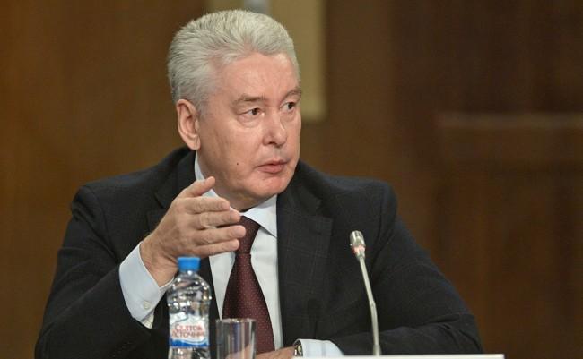 Мэр обсудит стратегию развития города с москвичами
