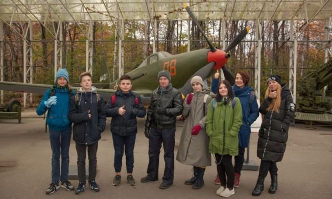 Участники программы «Московский экскурсовод» посетили Музей Победы