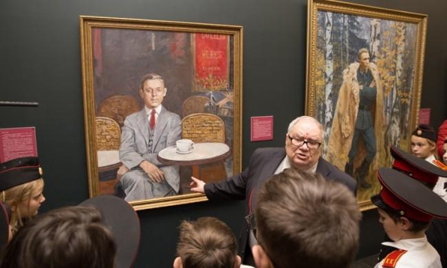 В Музее Победы открылась выставка – «Невидимый фронт»
