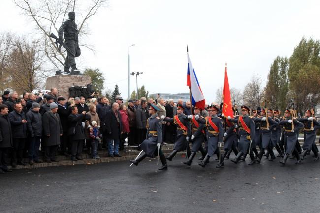Годовщина Алма-Атинского военного училища