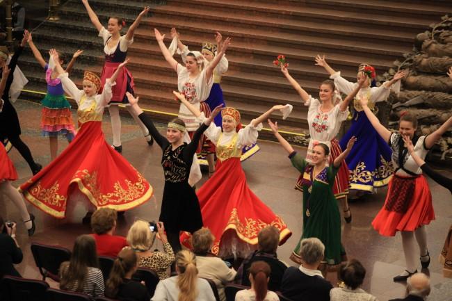 29 октября в Музее Победы прошел вечер-концерт «Молодость! Мир! Фестиваль!»