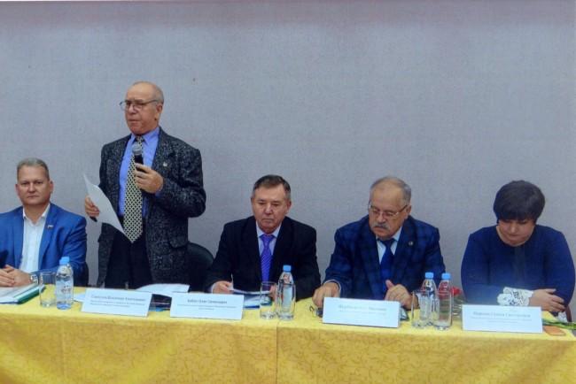 В Совете ветеранов ЗАО прошло заседание социально-бытовой комиссии