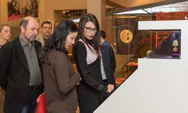 Музей Победы начал сотрудничество с Военно-историческим музеем ВС Казахстана