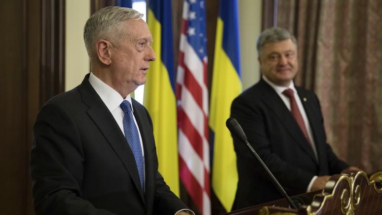 Weekly Standard: американские законодатели торопят Белый дом с решением по оружию для Украины