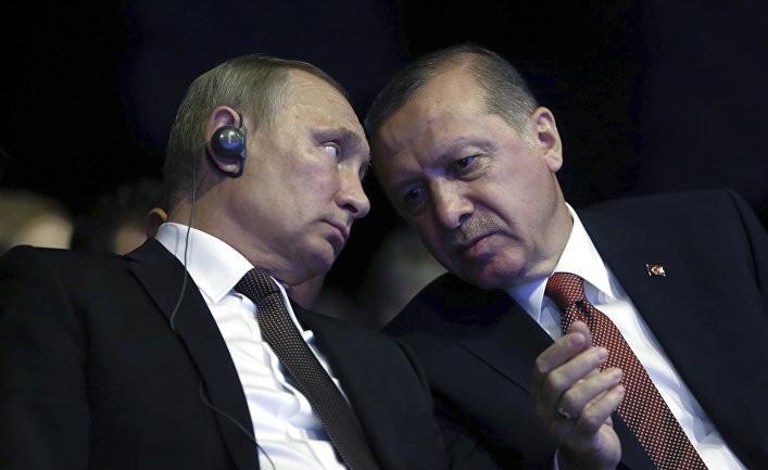 Эрдоган и Путин готовят удар по интересам США