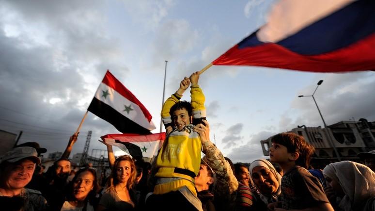Der Tagesspiegel: Запад ещё поплатится за то, что пустил Россию в Сирию