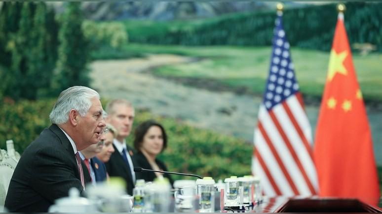 WSJ: Тиллерсон признал, что США поддерживают «пару-тройку» контактов с КНДР