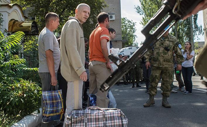 Украинский кризис и торговля людьми