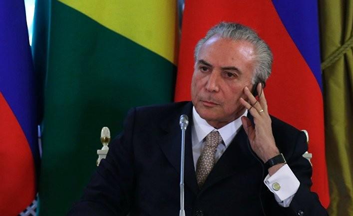 Бразилия на грани государственного переворота