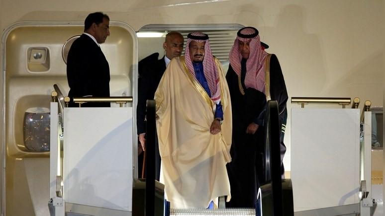 Al Arabiya: визит саудовского короля укрепит имидж Москвы на Ближнем Востоке