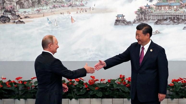 South China Morning Post: соперничество с США не сделает Китай и Россию союзниками