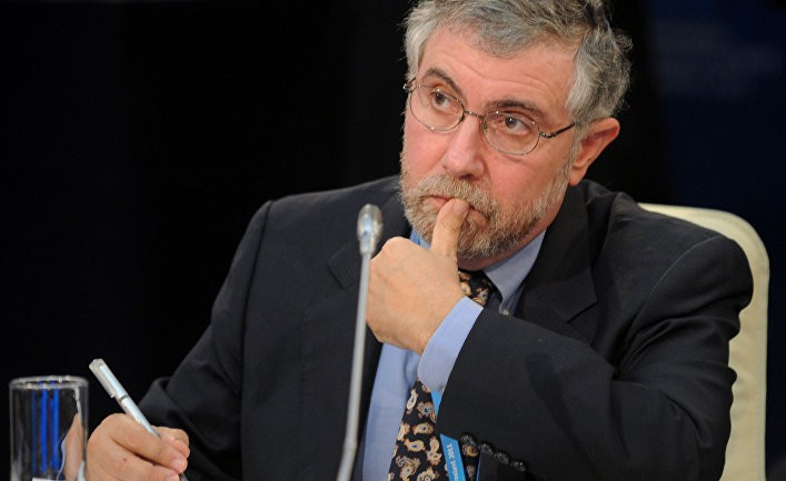 Пол Кругман: сравним Украину с Мексикой…